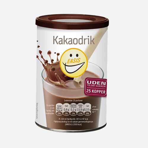 Instant Cacao