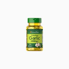 Odorless Garlic 1000mg