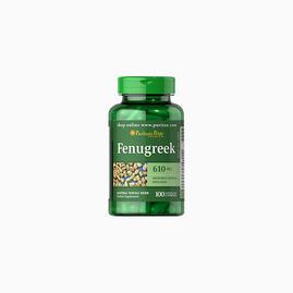 Fenugreek 610 mg