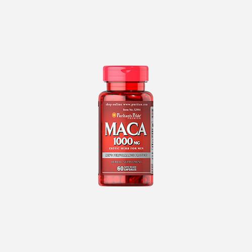 Maca 1000mg Exotic Herb for Men