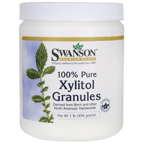 100% Pure Xylitol Granules