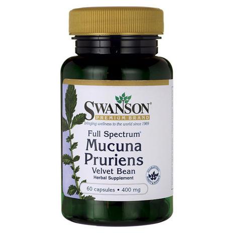 Full Spectrum Mucuna Pruriens