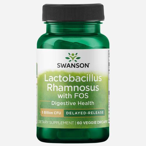 Lactobacillus Rhamnosus with FOS