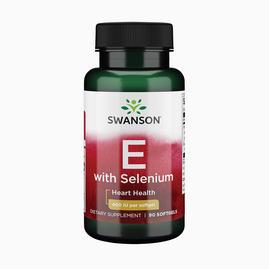 Ultra Vitamin E and Selenium