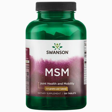 Ultra MSM 1500 mg