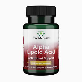 Ultra Alpha Lipoic Acid 300 mg