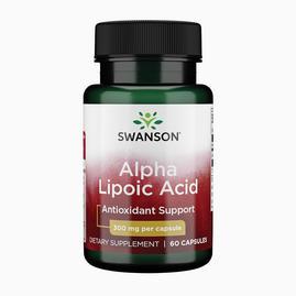 Ultra Alpha Lipoic Acid 300mg