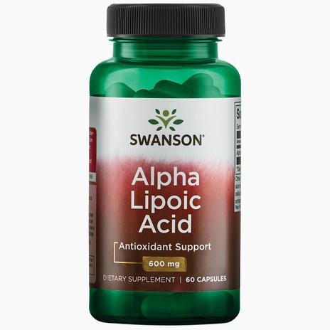Ultra Alpha Lipoic Acid 600 mg
