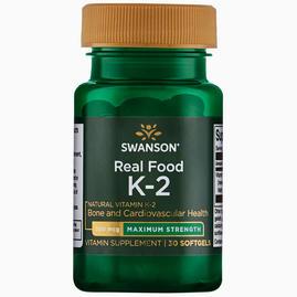 Ultra Maximum Strength Natural Vitamin K2 200 mcg