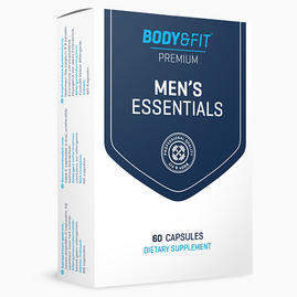 B&F Men's Essentials - 60 tabs