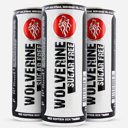 Wolverine - Sugar Free Energy drink