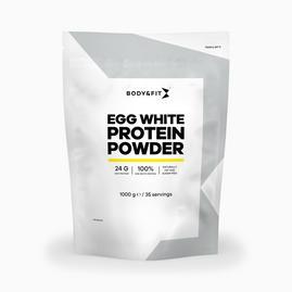 Proteína de clara de huevo en polvo