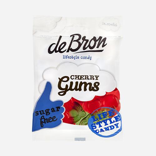 Cherry Gums Sans Sucre