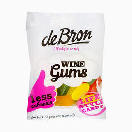Wine Gums – Less Calories