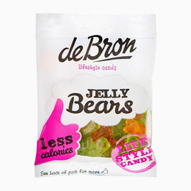 Jelly Bears – Less Calories