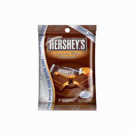 Sugar Free Caramel Filled Chocolates
