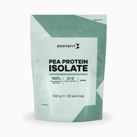 Proteína de guisantes aislada