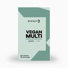 Comprimés Vegan Multi