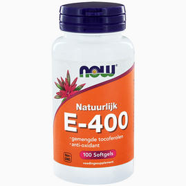 Natural Vitamin E 400