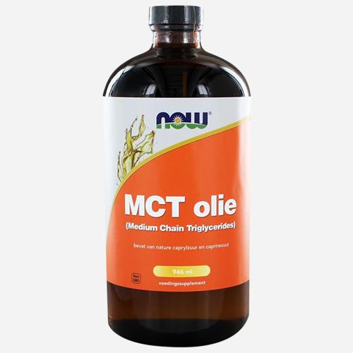 Huile MCT (Medium Chain Triglycerides)