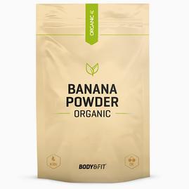 Poudre de banane - Biologique