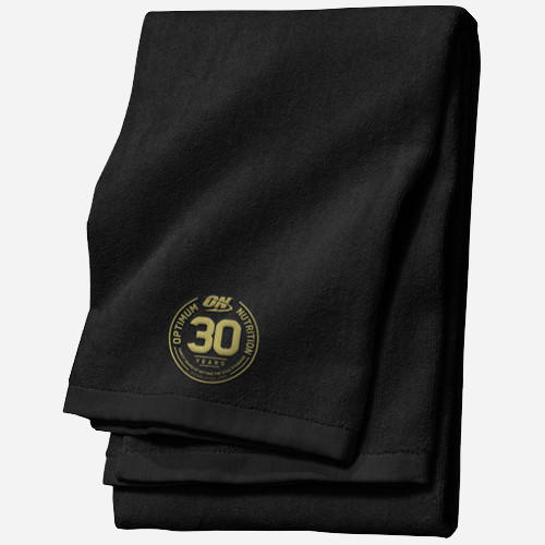 30 Year  Anniversary Towel