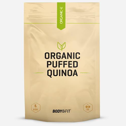 Quinoa soufflé biologique