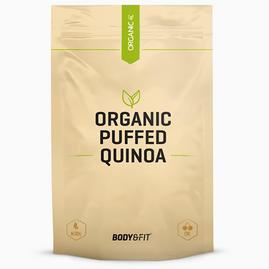 Biologische, gepuffte Quinoa