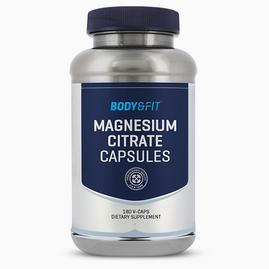 Gélules de Citrate de Magnésium