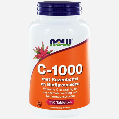 C-1000 mit Hagebutte & Bioflavonoiden