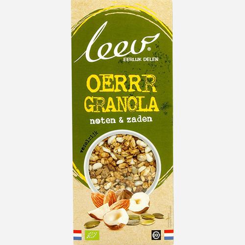 Ur-Granola Nüsse & Samen
