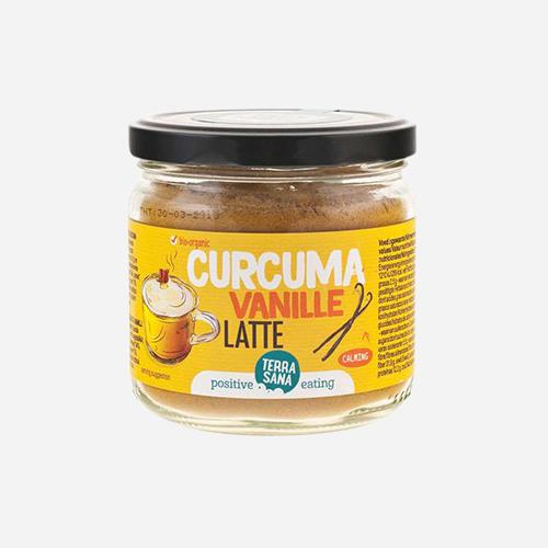Curcuma Vanille Latte