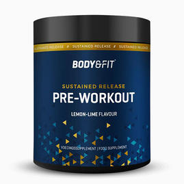 Sustained Release Pre Workout