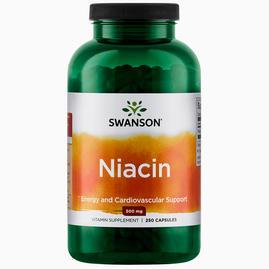 Niacina 500 mg