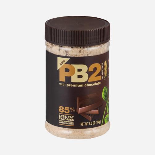 PB2 - Beurre de cacahuètes en poudre avec chocolat de haute qualité