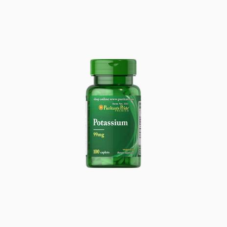 Potassium 99 mg