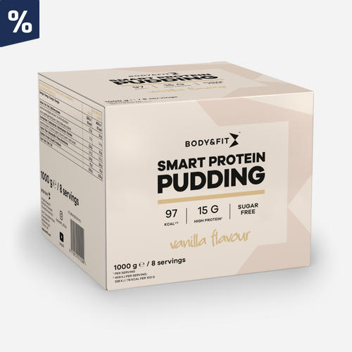 Smart Protein Pudding