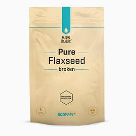 Éclats de graines de lin Pure Flaxseed Broken