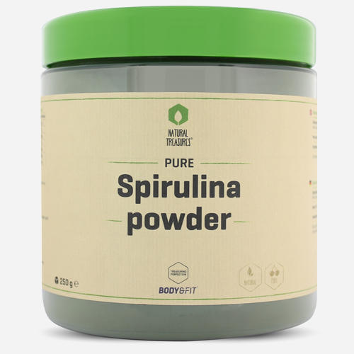 Pure Spirulina Poeder