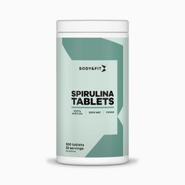 Tabletas de Espirulina Pura