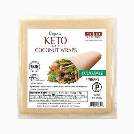 Pure Wraps Coconut
