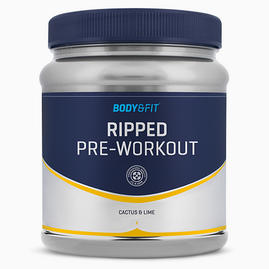 Ripped Pre-Workout
