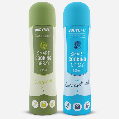 Smart cooking spray