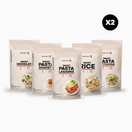Smart Pasta Bundel - x10