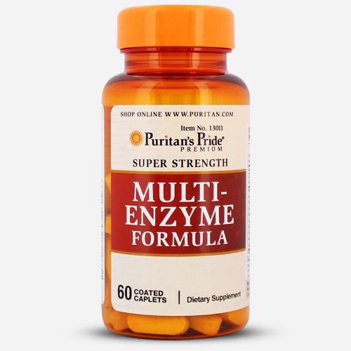 Super Strength Multi Enzyme
