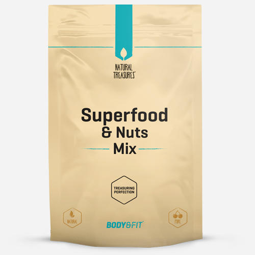 Superfood & Nuss Mix
