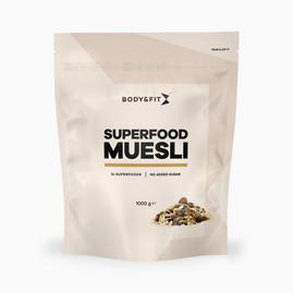 Superfood Müsli
