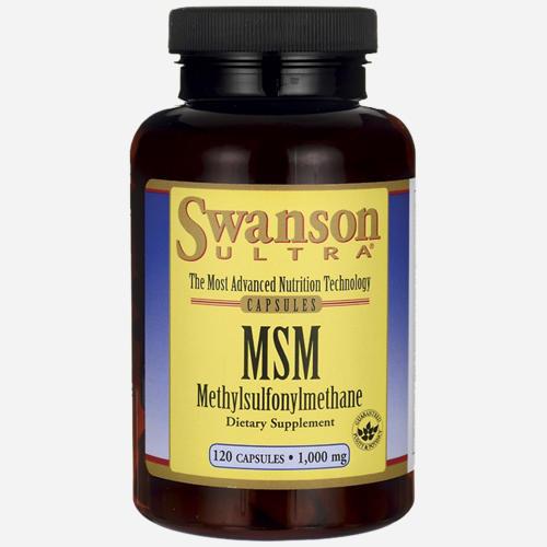 Ultra MSM 1000 mg