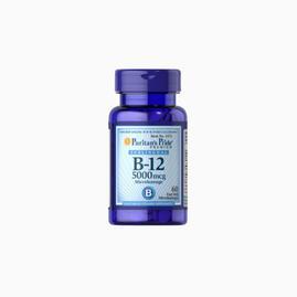 Vitamin B-12 5000µg sublingual