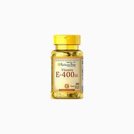 Vitamina E 400IU